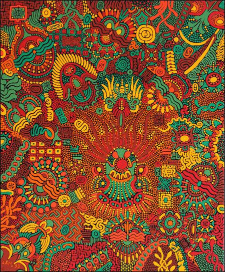 Forêt maya